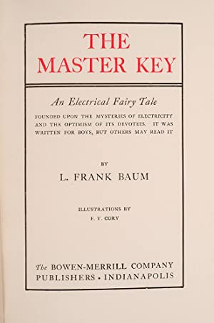 Master Key, The: BAUM, L. Frank