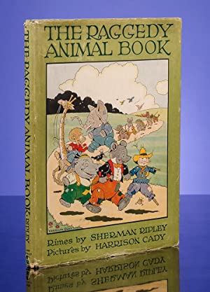 Raggedy Animal Book, The: CADY, Harrison, illustrator;