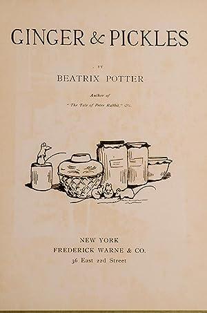 Ginger & Pickles: POTTER, Beatrix