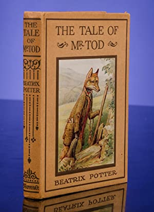 Tale of Mr. Tod, The: POTTER, Beatrix
