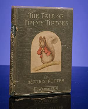 Tale of Timmy Tiptoes, The: POTTER, Beatrix