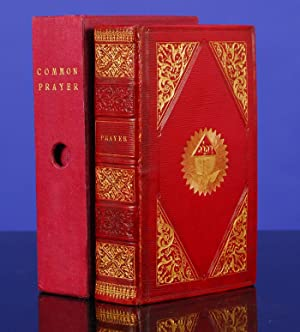 Book of Common Prayer, The: FORE-EDGE PAINTING; BOOK OF COMMON PRAYER