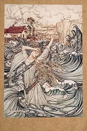 Ondine: RACKHAM, Arthur, illustrator; FOUQUÉ, De La Motte