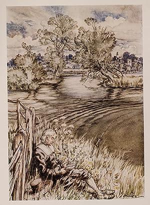 Compleat Angler or The Contemplative Man's Recreation, The: RACKHAM, Arthur; Walton, Izaak