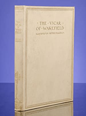 Vicar of Wakefield, The: RACKHAM, Arthur; GOLDSMITH, Oliver