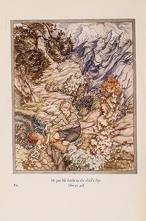 King of the Golden River, The: RACKHAM, Arthur; Ruskin, John