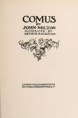 Comus: RACKHAM, Arthur; MILTON, John