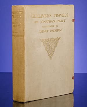 Gulliver's Travels Into Several Remote Nations of: RACKHAM, Arthur, illustrator;