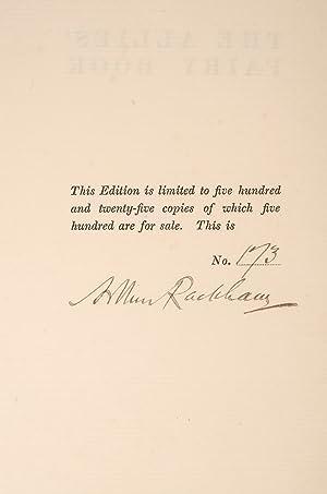 The Allies' Fairy Book: RACKHAM, Arthur; GOSSE, Edmund
