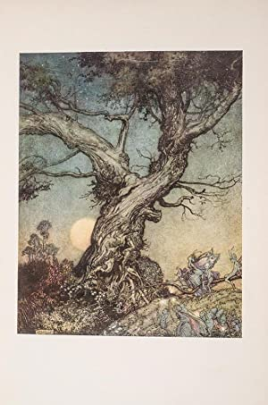 Imagina: RACKHAM, Arthur, illustrator; Ford, Julia Ellsworth; Ford, Lauren