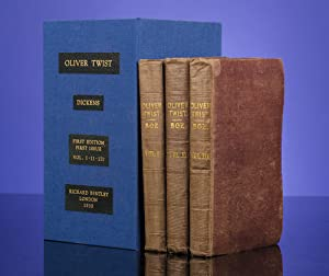 Oliver Twist; or, the Parish Boy's Progress: DICKENS, Charles; CRUIKSHANK,
