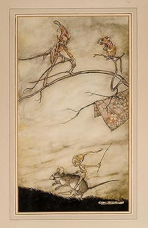 Wee Folk: RACKHAM, Arthur,artist