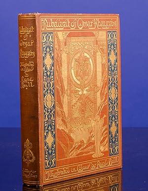 Rubaiyat of Omar Khayyam: BULL, René, illustrator;