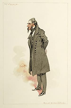 Representatives of the Law: KYD (pseudonym of Joseph Clayton Clarke) artist; [DICKENS, Charles]