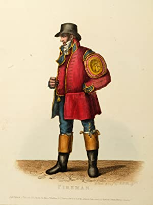 Costume of the Lower Orders of London: BUSBY, Thomas Lord