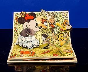 "Pop-up"" Minnie Mouse, The: DISNEY, Walt, Studios;"