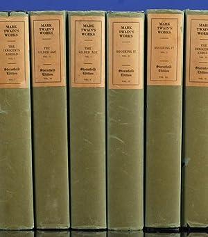Writings of Mark Twain, The: TWAIN, Mark; Clemens,