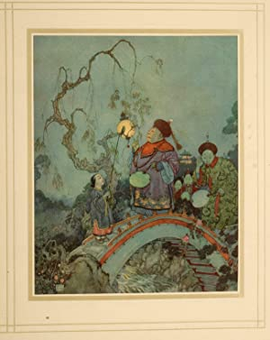 Stories From Hans Andersen: DULAC, Edmund, illustrator; ANDERSEN, Hans Christian