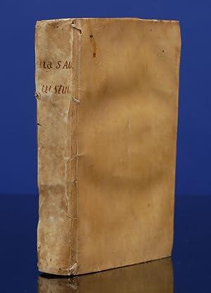 De Vita, et Laudibus S.P.N. AVR. Augustini: AUGUSTINE of HIPPO, Saint]; ANGELIS, Ludovico de