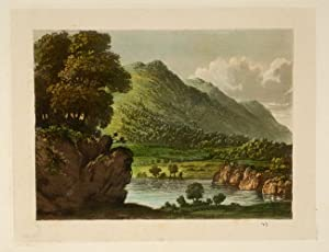 Cumberland, Westmoreland, and Lancashire Illustrated in a Series of Forty-Four Engravings: FIELDING...