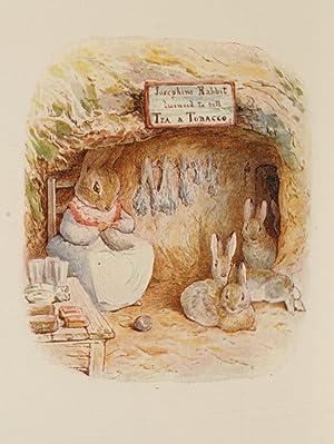 Tale of Benjamin Bunny, The: POTTER, Beatrix