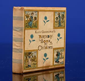 Kate Birthday Book, Greenaway: Books - AbeBooks