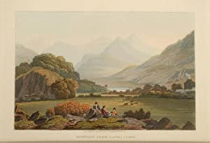 Northern Cambrian Mountains, The; or a Tour Through North Wales: Describing the Scenery and General...