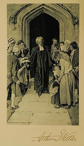 Works of Oliver Goldsmith, The: GOLDSMITH, Oliver; CUNNINGHAM, Peter; FORSTER, John