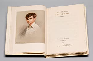 Song of a Boy: HOLLAND, John; [Privately Printed]