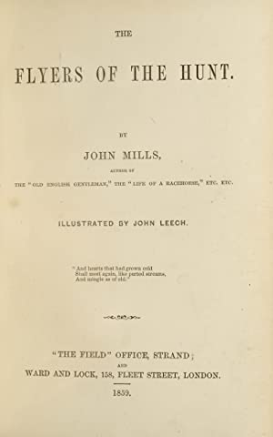 Flyers of the Hunt, The: LEECH, John; MILLS, John