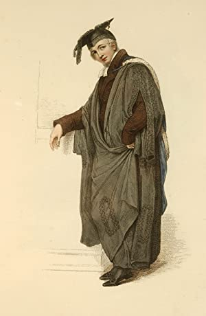 Costume of the University of Oxford, The: UWINS, Thomas