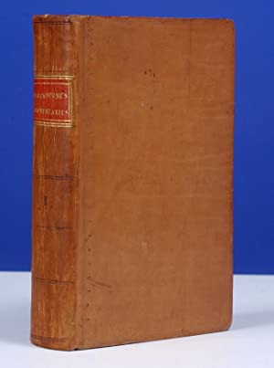 Commentaries on the Laws of England: BLACKSTONE, Sir William