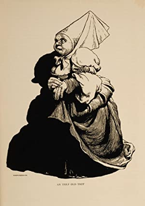 Works of Mr. Francis Rabelais, The: ROBINSON, W. Heath, illustrator; Rabelais, François