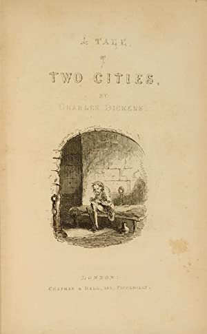 Tale of Two Cities, A.: DICKENS, Charles