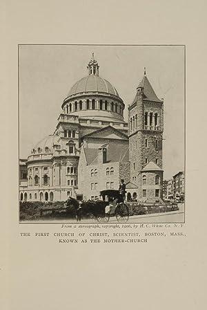 Christian Science: TWAIN, Mark; CLEMENS, Samuel Langhorne