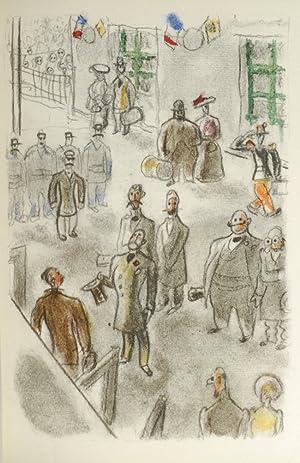 Les Coupains: DUHAYON, Henri; ROMAINS, Jules; BOFA, Gus [RAYON d'OR/LIBRAIRIE GALLIMARD]