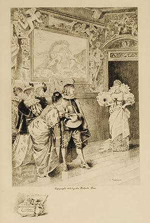 Mademoiselle de Maupin: BROCA, Lucien; GAUTIER, Théophile BURNHAM, I.G.; TOUDOUZE, Édouard