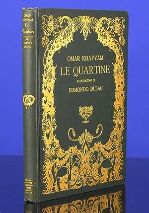 Quartine, Le: DULAC, Edmund, illustrator; KHAYYAM, Omar; FITZGERALD, Edward