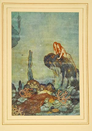 La Tempete: DULAC, Edmund, illustrator; SHAKESPEARE, William