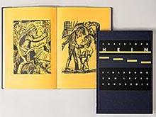 Einladung zum Lever Bourgeois Mit vier Original-Steinlithographien: Hein, Christoph.