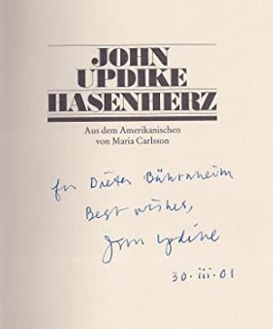 Hasenherz. Jahrhundert Edition. Hundert Meisterwerke der modernen: Updike, John.