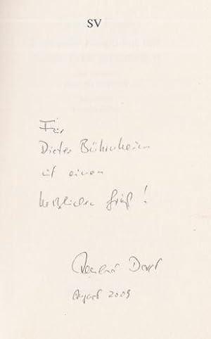 Fernando Krapp hat mir diesen Brief geschrieben.: Dorst, Tankred.