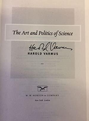 The Art and Politics of Science.