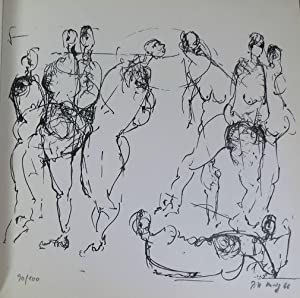 Blicke - tangenten. Herausgegeben von Walter Aue.: Rózewicz, Tadeusz und