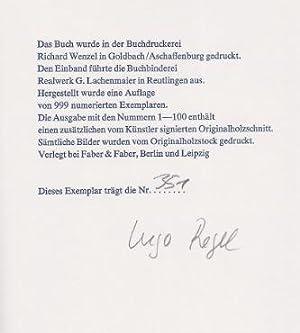 Morgue und andere Gedichte in der Fassung: Benn, Gottfried.