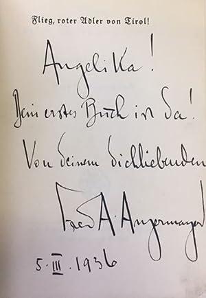 Flieg, roter Adler von Tirol! Volkstück in: Angermayer, Fred A.