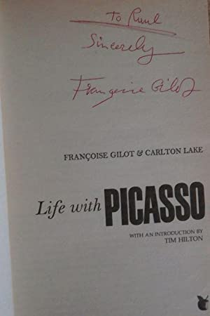 Life with Picasso.: Gilot, Francoise and