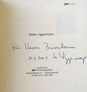 Ausstellung im VEW Verwaltungsgebäude, Dortmund. Ausstellung vom: Liggesmeyer, Walter.