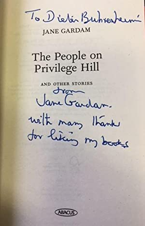 The People on Privilege Hill.: Gardam, Jane.