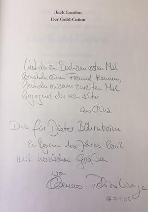 Der Gold-Cañon. Offizin Bertelsmann Club. Herausgegeben von: London, Jack und
